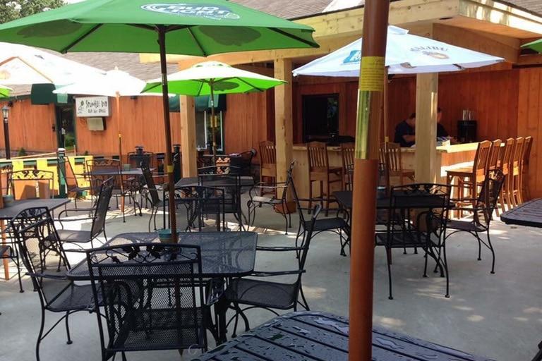 Sucedió a mediados de junio en el Stumble Inn Bar and Grill en Londonderry, New Hampshire