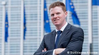 Christian Wigand, de la Comisión Europea: Recibimos muchas consultas de todo el mundo.