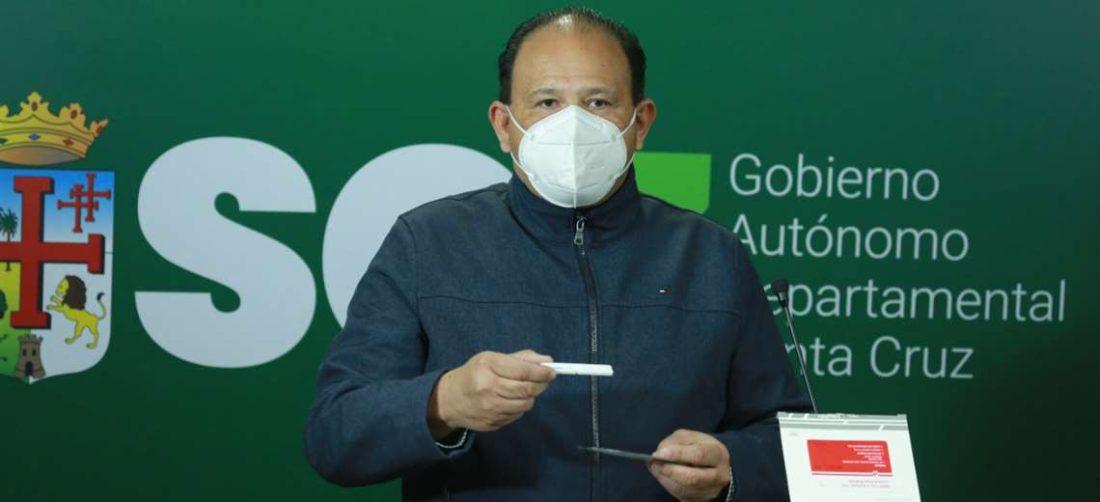 Gobernación tenía menos de un mes para usar las pruebas; Ministerio de Salud dice que fue
