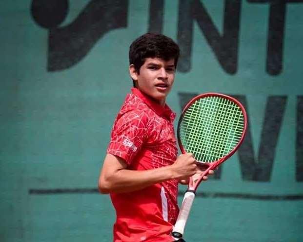 Juan Carlos Prado, tenista cruceño. Foto: internet