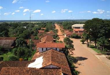 Habitantes de una comunidad en San Ignacio de Velasco denuncian que la Policía fronteriza de Brasil los agredió y acabó con la vida de uno de ellos | EL DEBER