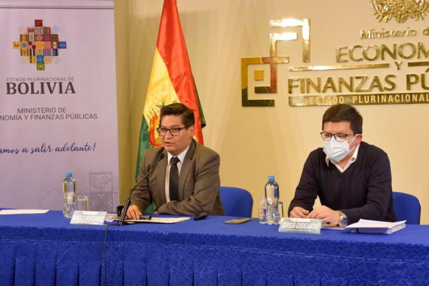 Gobierno dice que el dinero que Bolivia recibió del FMI en 2009 no fue un préstamo