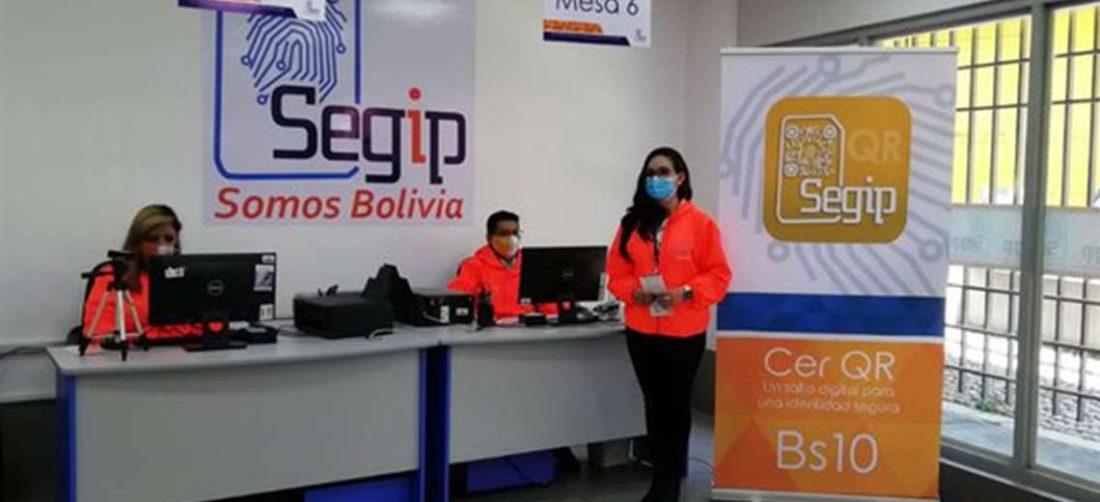 Santa Cruz de la Sierra cuenta con 5 centros de atención del Segip