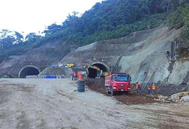 Se espera acelerar la construcción de la carretera