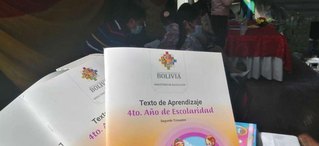 Foto: Este mes se entregan textos de secundaria (Foto: Leyla Mendieta)