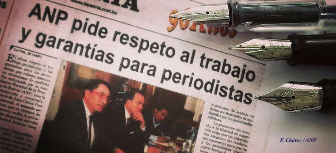 La Fiscalía de La Paz presiona a periodistas de Los Yungas