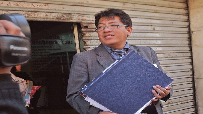 Dictan cuatro años de cárcel para exfiscal del caso Fondo Indígena