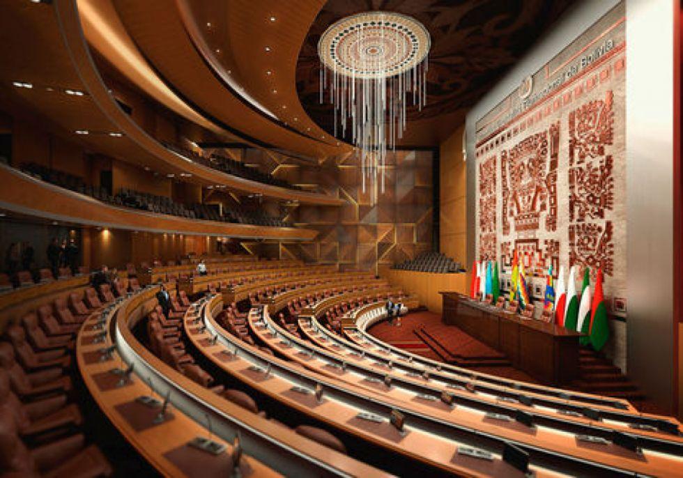 Carpinteros en emergencia por compra de muebles extranjeros en el legislativo