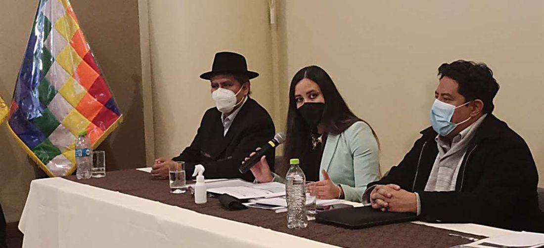 La ministra Gabriela Mendoza habló del Censo de Población y Vivienda