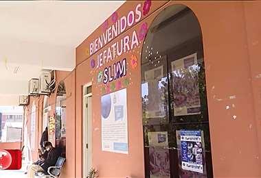 SLIM de Cochabamba brindó ayuda a la mujer