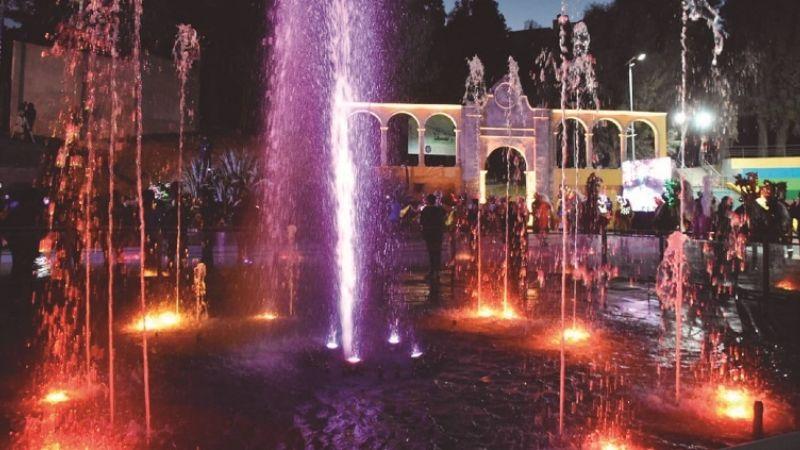 La Paz estrena un espacio de arte y naturaleza en 4,8 ha