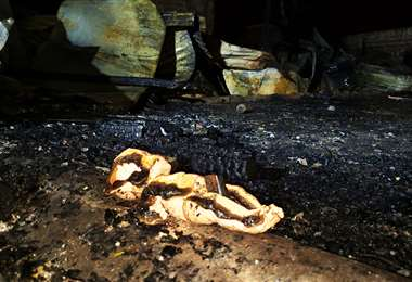 Al menos tres familiares perdieron todas sus pertenencias por incendios el jueves