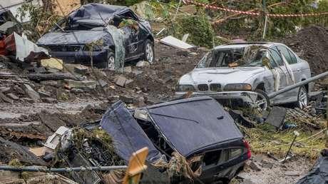 Ascienden a 133 los muertos a causa de las graves inundaciones en Alemania, mientras miles de personas siguen evacuadas por roturas de presas