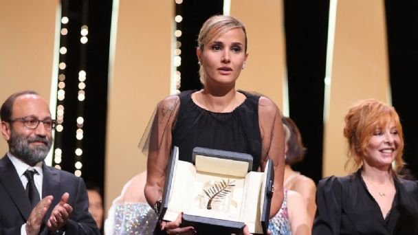 Cannes corona a la francesa Julia Ducournau, la segunda directora en alzarse con la Palma de Oro   Diario Pagina Siete