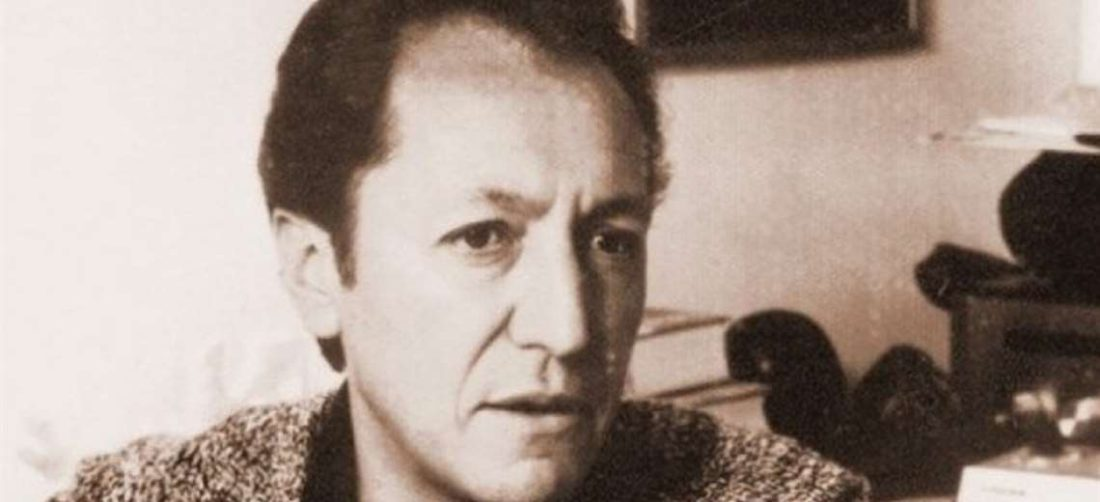 Marcelo Quiroga Santa Cruz I archivo.