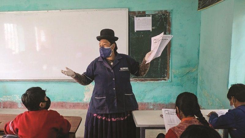 Quelca asegura que 3.552 escuelas ya retomaron las clases presenciales