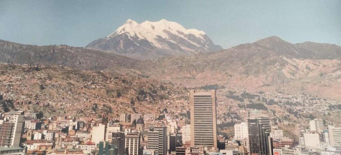 La Paz inmortalizada en las fotos