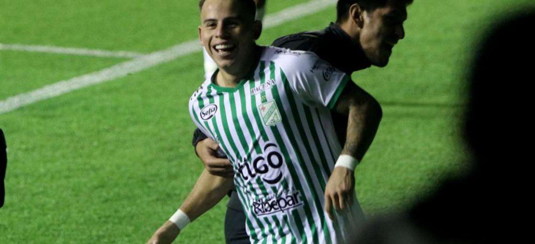 Henry Vaca marcó el tercer gol de Oriente este domingo. Foto: Ricardo Montero