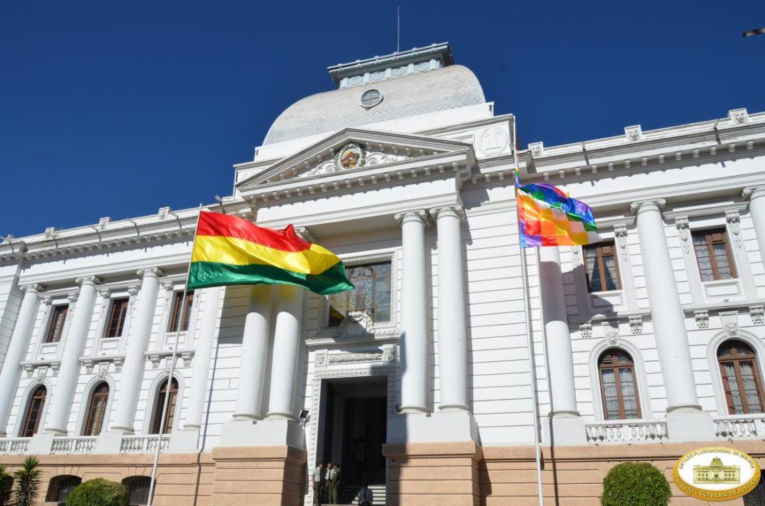 CIRCULAR 07/2020, SALA PLENA, TRIBUNAL SUPREMO DE JUSTICIA, ÓRGANO JUDICIAL DE BOLIVIA - C.R. & F. Rojas Abogados