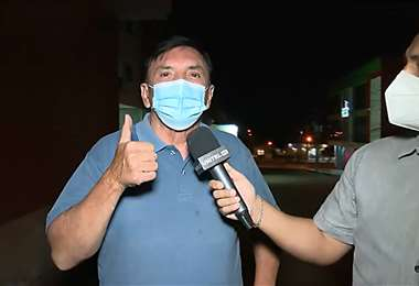 Freddy Soruco señaló que el examen forense será clave para esclarecer la muerte de Darling