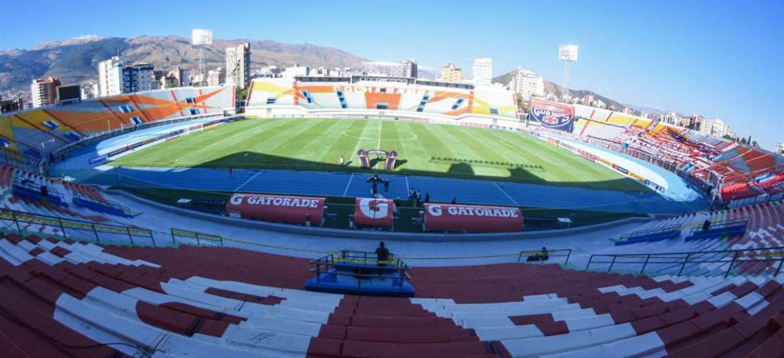 Estadio Félix Capriles (Imagen: Conmebol Lbertadores)