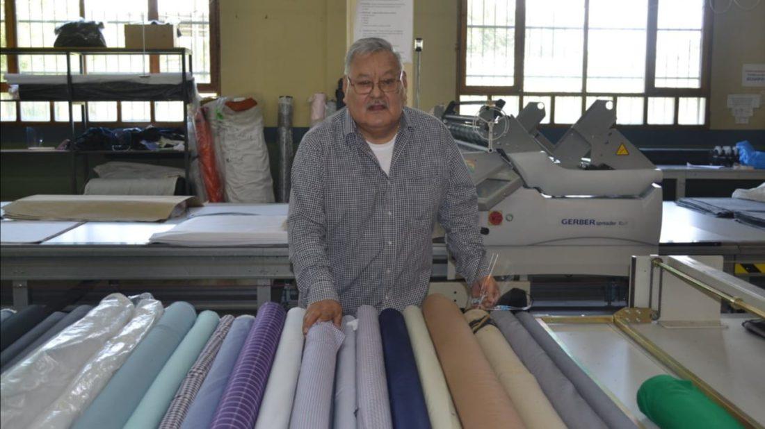 El empresario cochabambino Arturo Almanza, líder del Grupo Almanza. RRSS