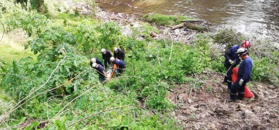 Personal policial realizó el levantamiento legal del cuerpo