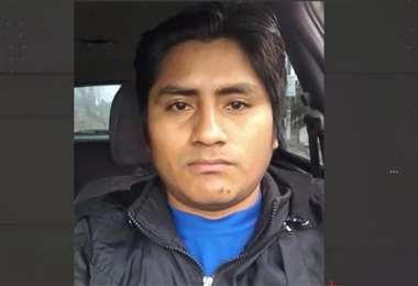 Ismael Alabe Tenorio de 35 años, vivía en Buenos Aires, Argentina
