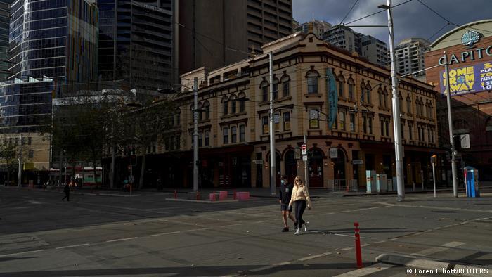 Australien | Coronakrise: Lockdown in Sydney