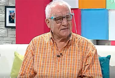 Alvarado fue designado presidente de la ESM