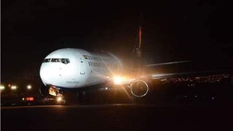 Viento, humareda, gritos y desesperación en un vuelo de Santa Cruz a Tarija