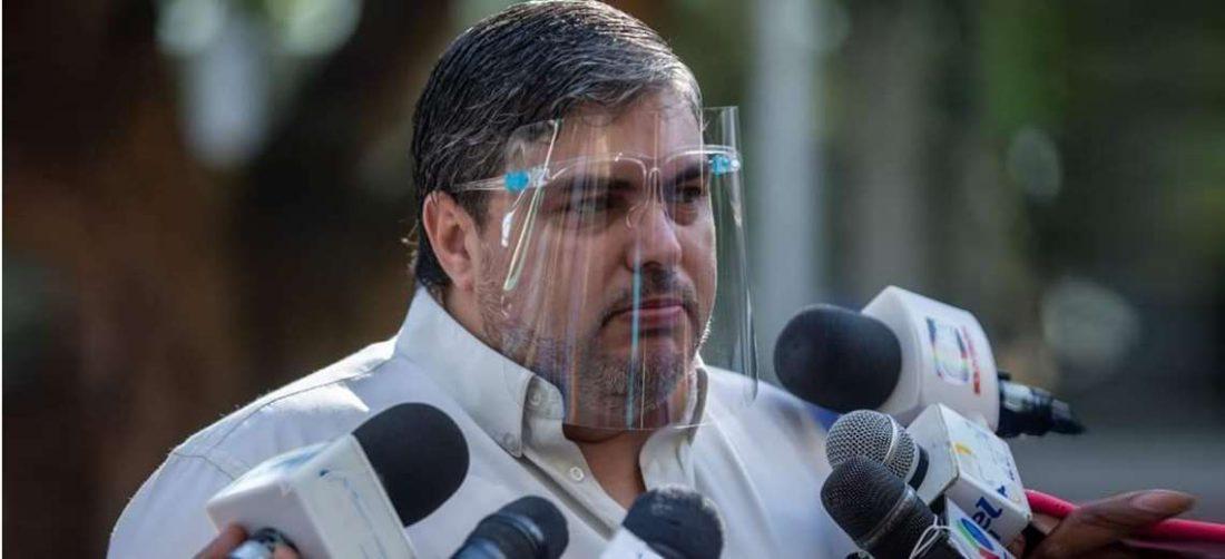 Fernando Larach, vicepresidente del Comité pro Santa Cruz