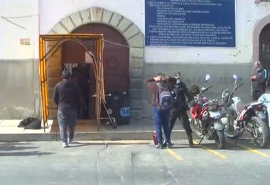 Centro penitenciarios en el país - Foto referencial