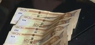 Billetes bolivianos - Foto referencial