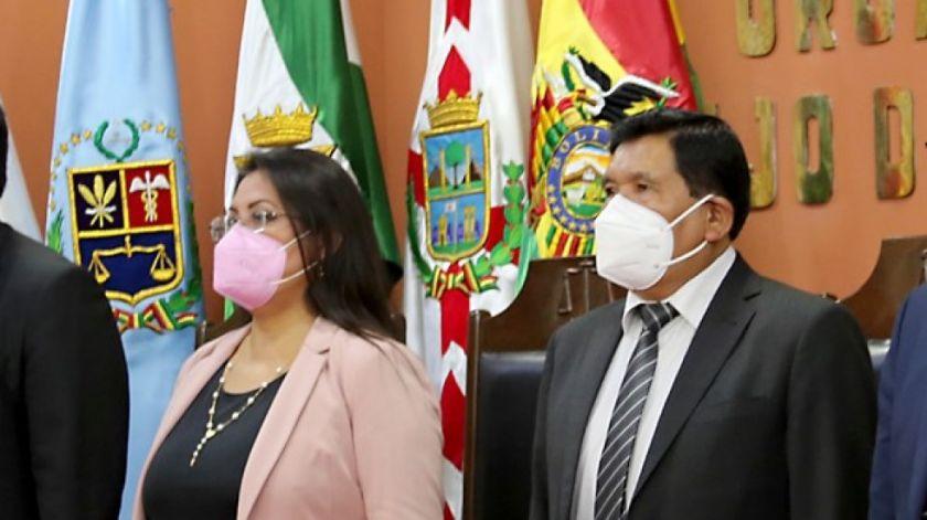 Sala Constitucional confirma cesación de consejeros Dolka Gómez y Gonzalo Alcón