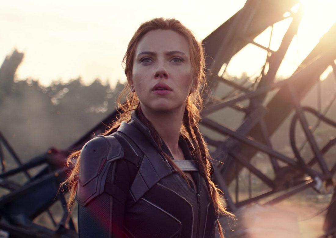 Viuda Negra, Scarlett Johansson