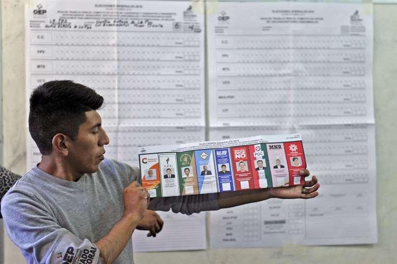 Elecciones de octubre de 2019