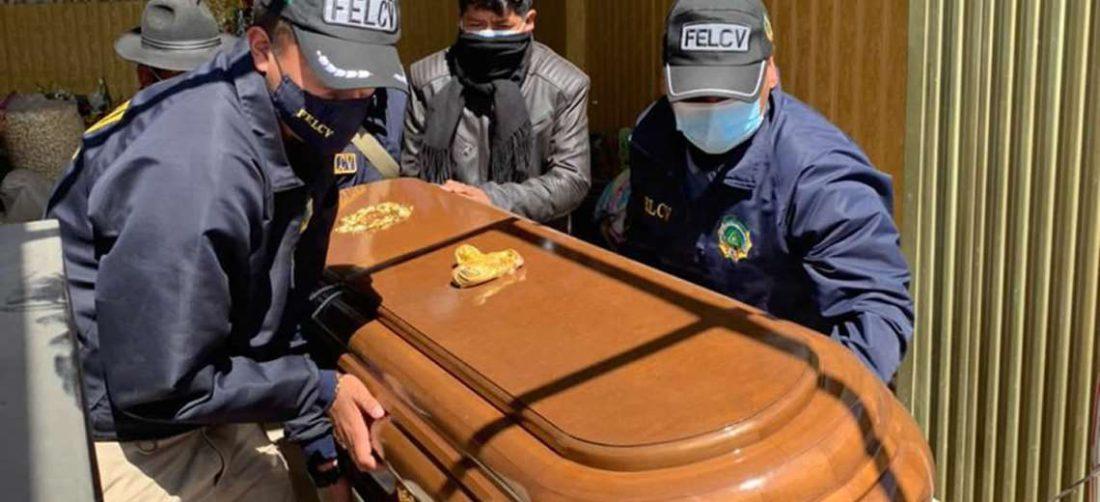 La Policía entregó el cuerpo de la víctima a su familia
