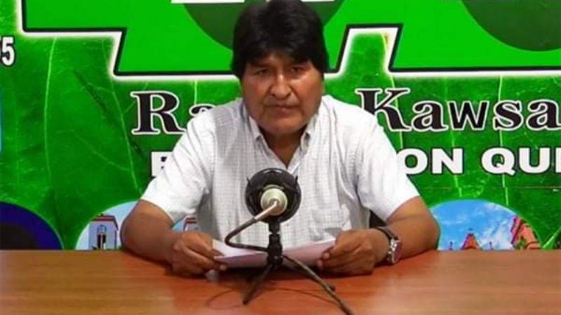 Días antes del informe de Salamaca, Evo habló de otras investigaciones para anular el caso fraude