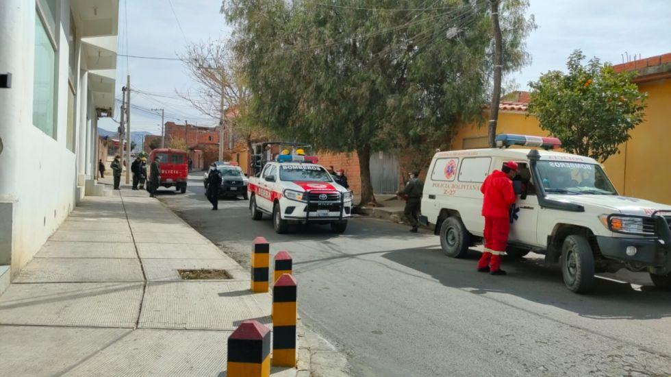 """Encuentran cerca de 350 cápsulas de """"nitroglicerina"""" en edificio de la Gobernación de Tarija"""