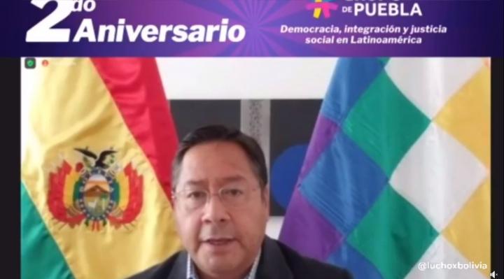 """Arce pide """"poner coto"""" a la OEA por obedecer a intereses norteamericanos, apoya propuesta de AMLO"""