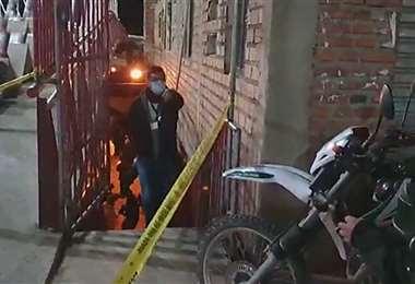 La víctima fue encontrada en el puente Caracol, la Policía investiga el hecho