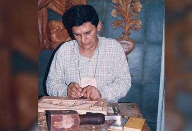 Luis Armando Landívar, Cruceño de Oro