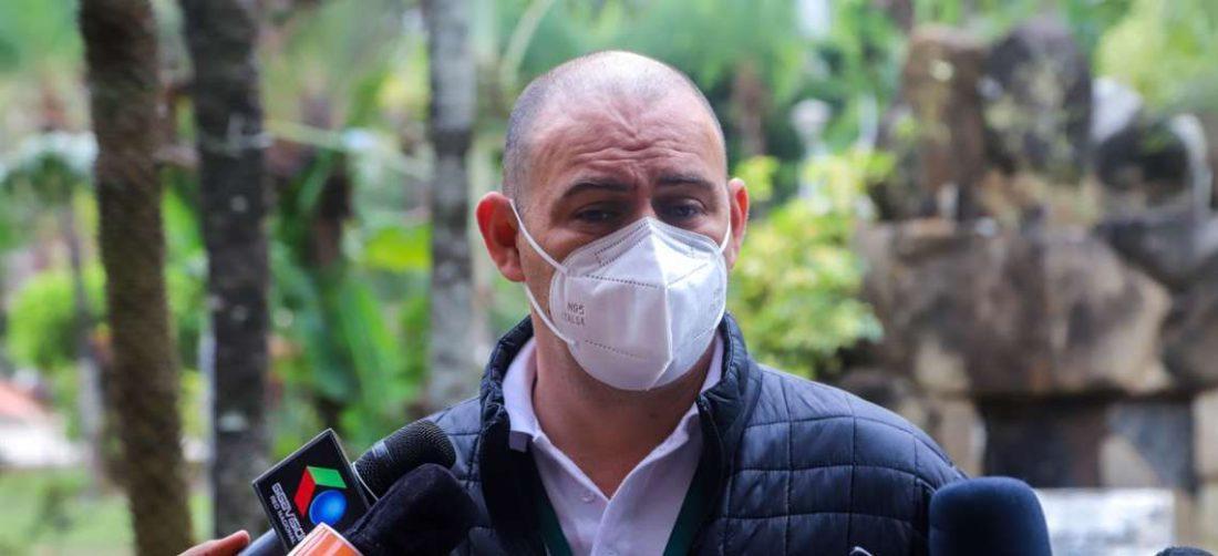 Jorge Quiroz, coordinador de Redes Urbanas del Sedes