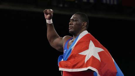 Hazaña histórica: El cubano Mijaín López se convierte en el único luchador en ganar cuatro títulos olímpicos