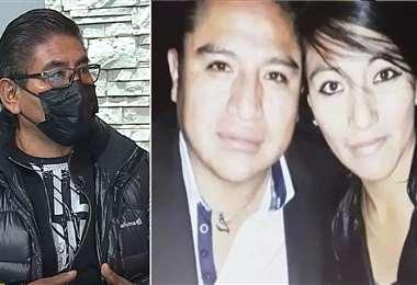 La familia de la víctima pide justicia y que se capture a la expareja