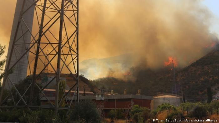 Türkei Waldbrände