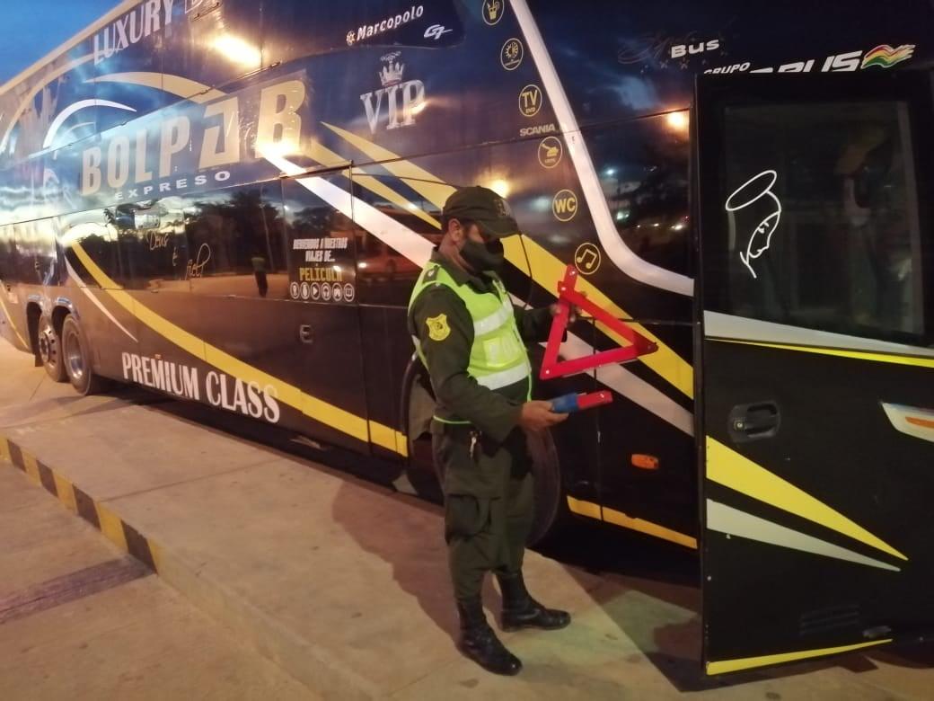 Reportan 141 hechos de tránsito durante el feriado, con mayor incidencia en La Paz y Santa Cruz