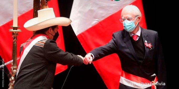 Arce saluda decisión de Perú de retirarse del Grupo de Lima
