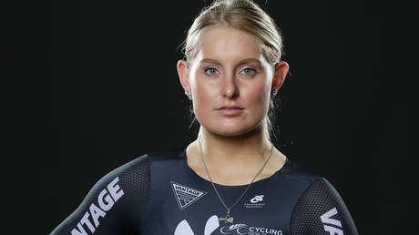 Encuentran sin vida en su casa a la exciclista olímpica neozelandesa de 24 años Olivia Podmore